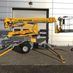Omme 17 m Trailerlift